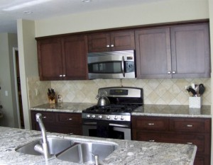 Custom kitchens by DM Building INC.