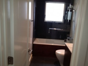 After photo of Encinitas Custom Bathroom remodel