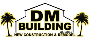 DM Building Construction and Remodeling logo