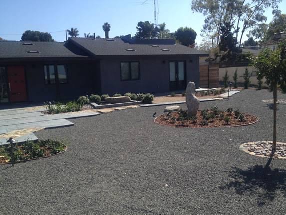 Encinitas custom home remodel exterior