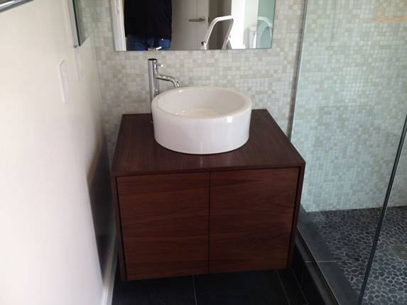 Custom bathroom remodel Encinitas, CA