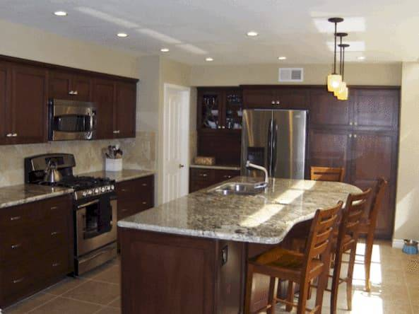 Custom Kitchens In San Diego North County