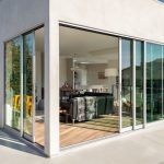 New build modern style la cantina doors indoor outdoor living