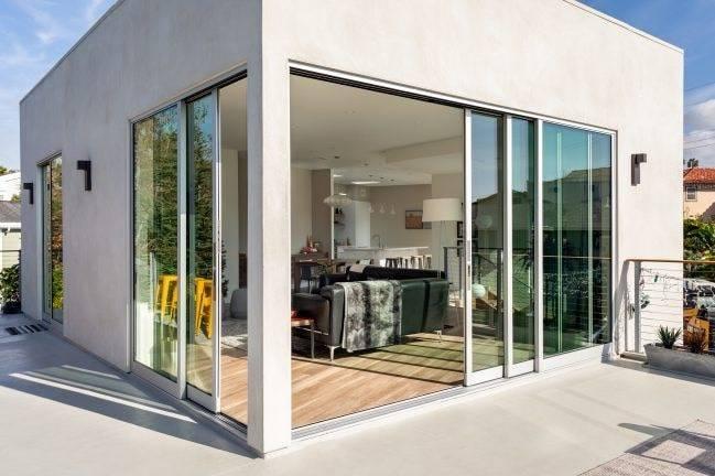New build modern style la cantina doors indoor outdoor living