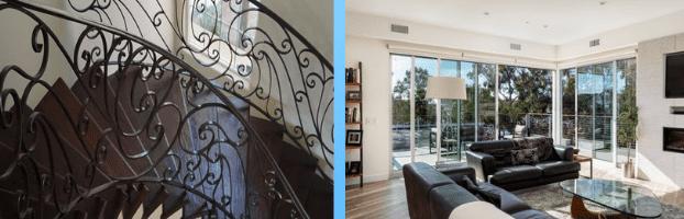 new home interior views
