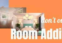 dont over pay for a room addition