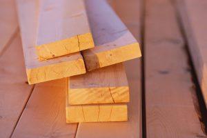 building materials, lumber